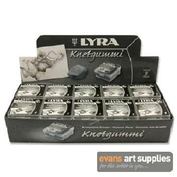 Lyra Kneadable Eraser w/box