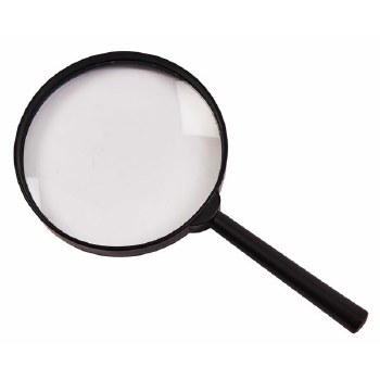 """Magnifying Glass 4"""""""