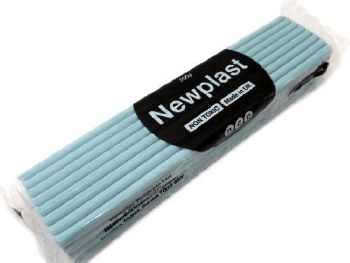 Newplast 500g Light Blue
