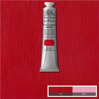 PAC 200ML NAPHTHOL RED MED