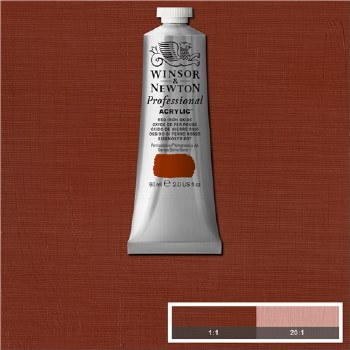 PAC 60ML RED IRON OXIDE
