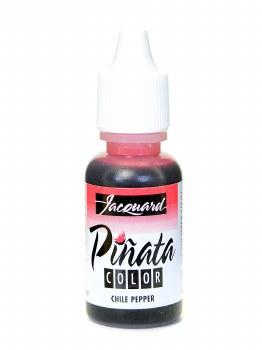 Pinata Alcohol Ink Chili Pepper