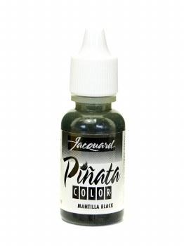Pinata Alcohol Ink Mantilla Black