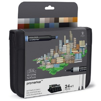 Promarker Wallet - Architecture 24s