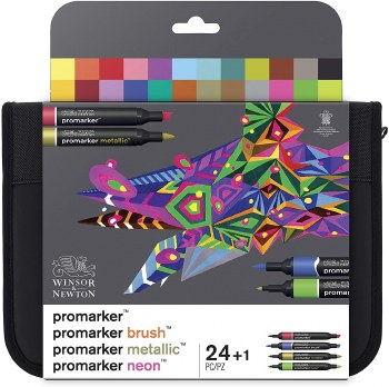 PROMARKER Mixed Wallet 24 + 1