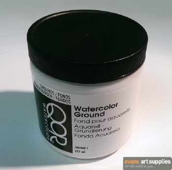 Qor 237ml Watercolour Ground