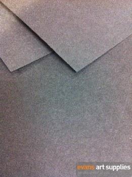 A1 Black Card 270gsm - Min 10 Sheets