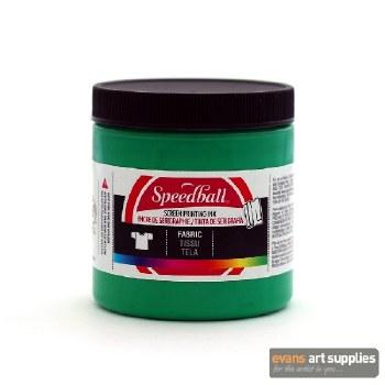 Speedball 8oz Textile Green