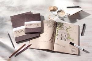 The Cappuccino Book A4