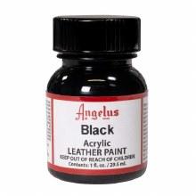 Angelus Leather Paint 29.5ml - Black