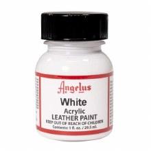 Angelus Leather Paint 29.5ml - White
