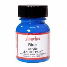 Angelus Leather Paint 29.5ml - Blue