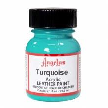 Angelus Leather Paint 29.5ml - Turquoise