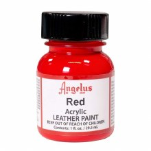 Angelus Leather Paint 29.5ml - Red