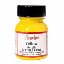 Angelus Leather Paint 29.5ml - Yellow