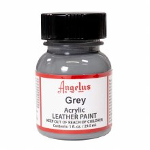 Angelus Leather Paint 29.5ml - Grey