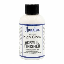 Angelus No.610 High Gloss Acrylic Finisher 29.5ml