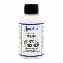 Angelus No.620 Matte Acrylic Finisher 29.5ml