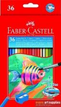 Watercolour Pencils 36s