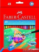 Watercolour Pencils 48s