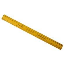 "12"" Wooden Ruler"