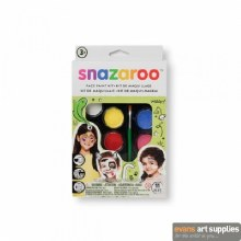 Snaz Face Painting Kit Unisex
