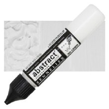 Abstract 3D Liner - 116 Titanium White