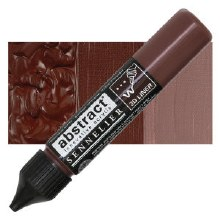 Abstract 3D Liner - 211 Burnt Sienna