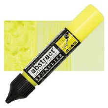 Abstract 3D Liner - 502 Fluorescent Yellow