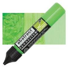 Abstract 3D Liner - 895 Fluorescent Green