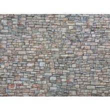 3D Cardboard Sheet Quarry Wall