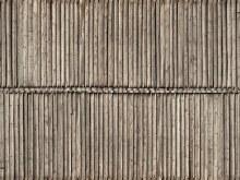 3D Cardboard Sheet Timber Wall