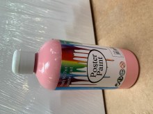 500ml Poster Paint Pink