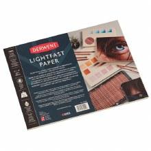 """Derwent Lightfast Paper Pad 12x16"""""""