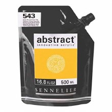 Abstract 500ml Cadmium Yellow Deep Hue