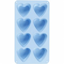 Mould Silicone Hearts