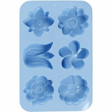 Mould Silicone Flowers