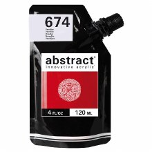 Abstract 500ml Vermilion