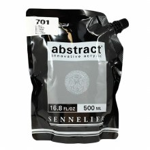 Abstract 500ml Neutral Grey