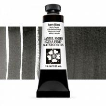 Daniel Smith Watercolour 15ml Ivory Black