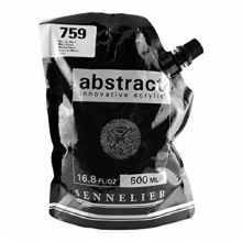 Abstract 500ml Mars Black