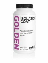 Golden Isolation Coat 473ml