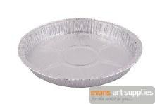 """8"""" Flan Dish Deep 10s foil"""