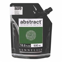 Abstract 500ml Hookers Green