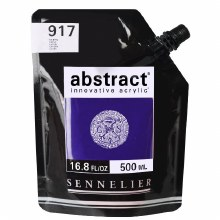 Abstract 500ml Purple