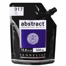 Abstract 500ml Purple