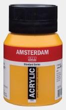Amsterdam Acrylic 500ml Gold Ochre