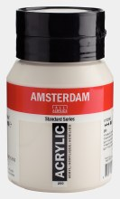 Amsterdam Acrylic 500ml Titanium Buff Deep