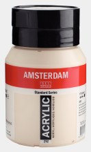 Amsterdam Acrylic 500ml Naples Yellow Red Light