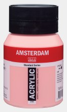 Amsterdam Acrylic 500ml Venetian Rose
